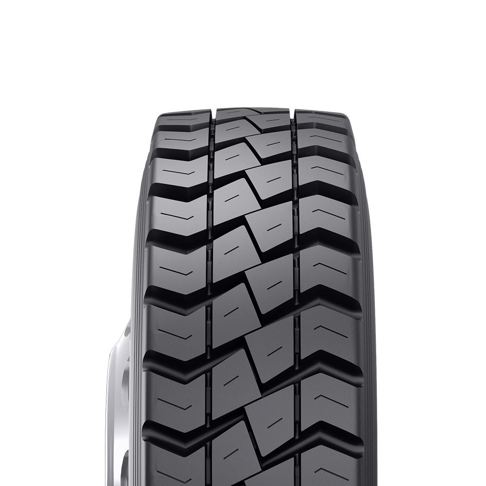 Imagen del neumático reencauchado BDM™