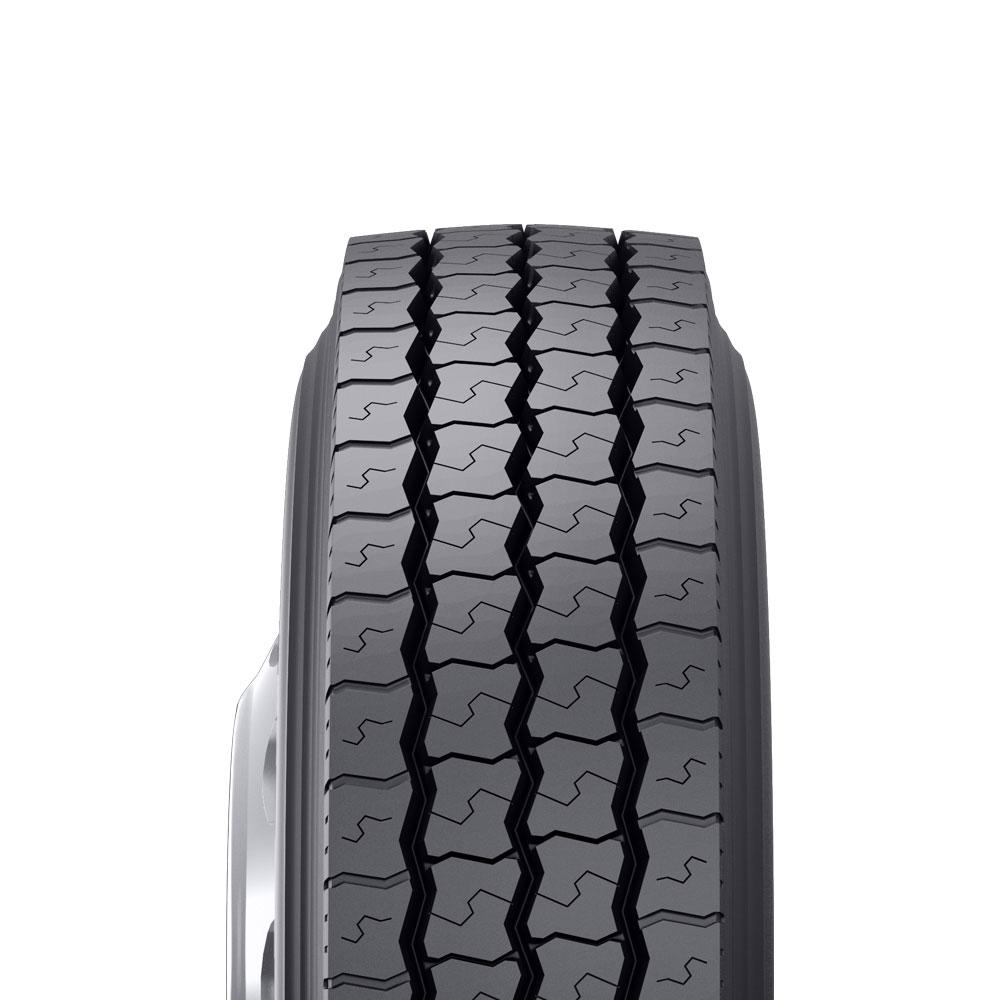 All Weather Tires >> BDV - Retread Tire for Urban Fleets