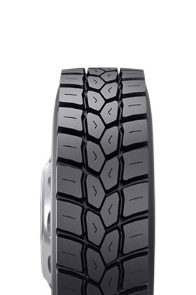 Bandag DM2 tire