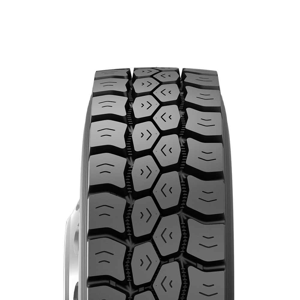 BDM3 - Mixed Service Drive Retread Tire - Bandag Retreads