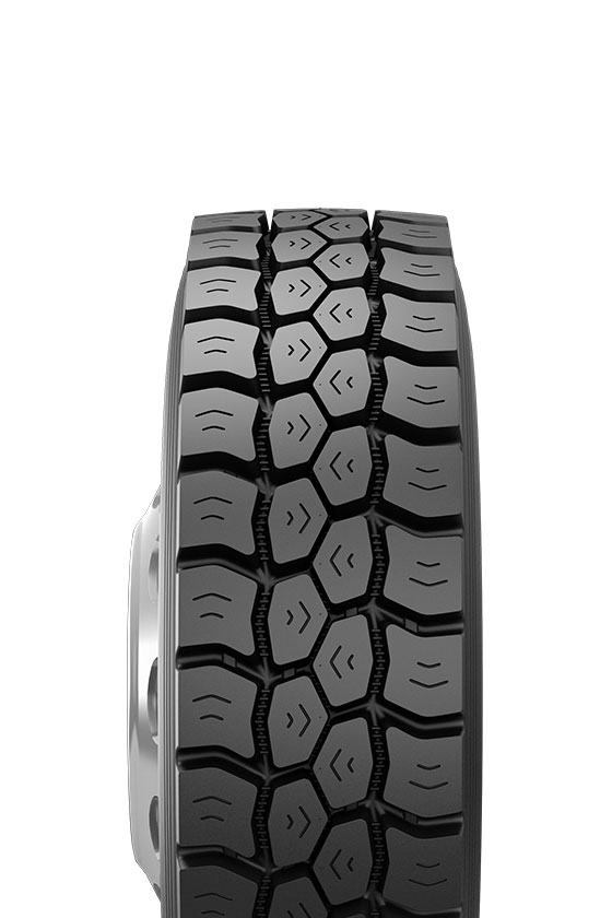 Bandag DM3 tire