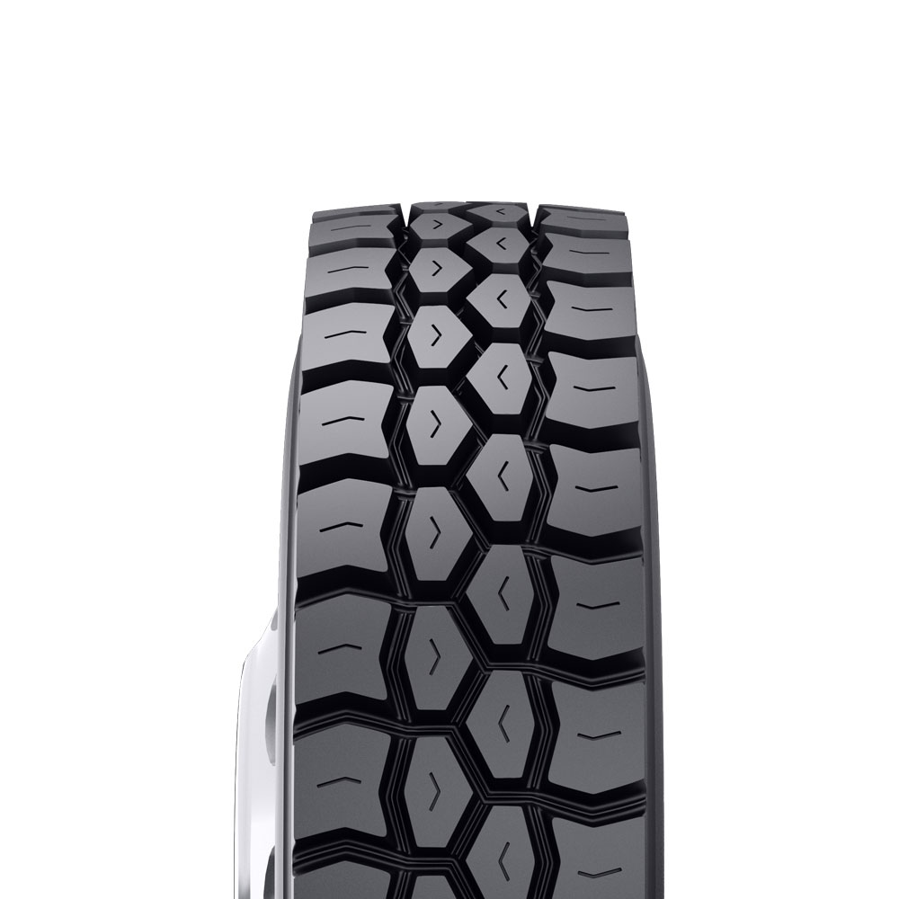 BDY1s - Severe Service Retread Truck Tire