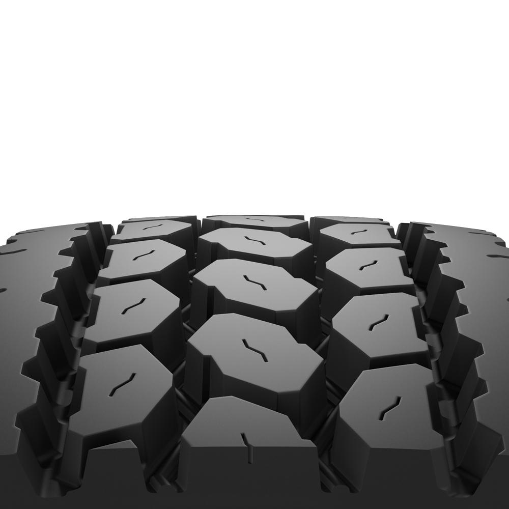 MegaTrek - Bandag Retreads - Canada