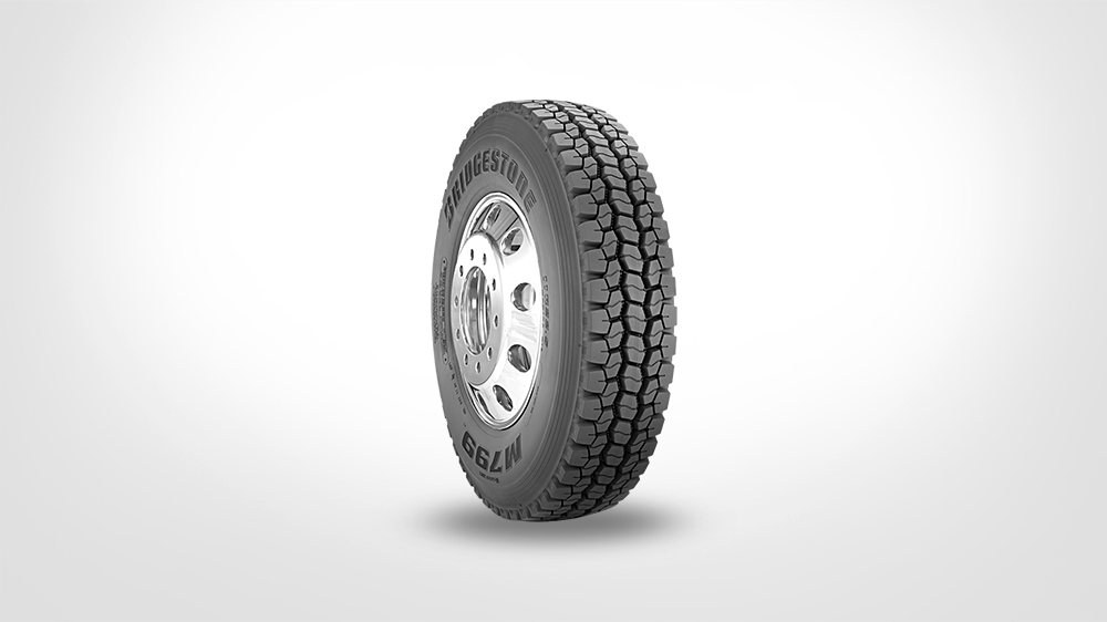 Bridgestone Near Me >> Bridgestone Commercial Solutions Introduces New Bandag B799